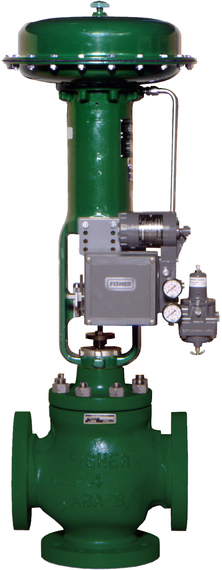Fisher YD and YS Valve