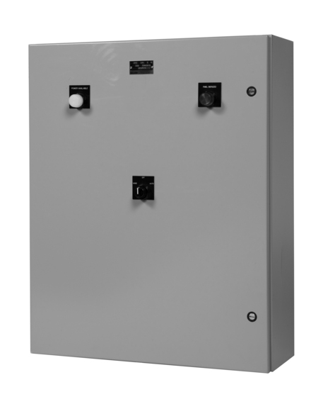 Nelson™ Heat Trace™ Type AP-480 Vac Ambient/Contactor Controlled Distribution Panel