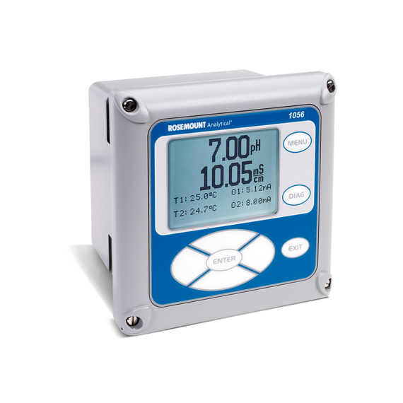 rosemount 1056 four-wire analyzer