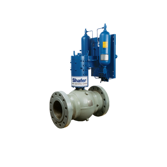 Shafer RV-Series Rotary Vane Actuator