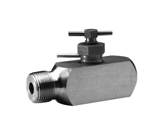 Bleed Tee (BT)-Block & Bleed Gauge Valve Accessories