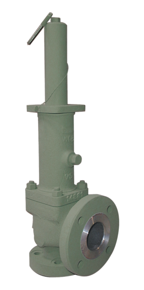 Series 8400/8500/8490/8590 Safety Relief Valves