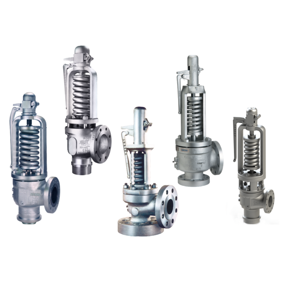 H Series Direct Spring Safety Valves