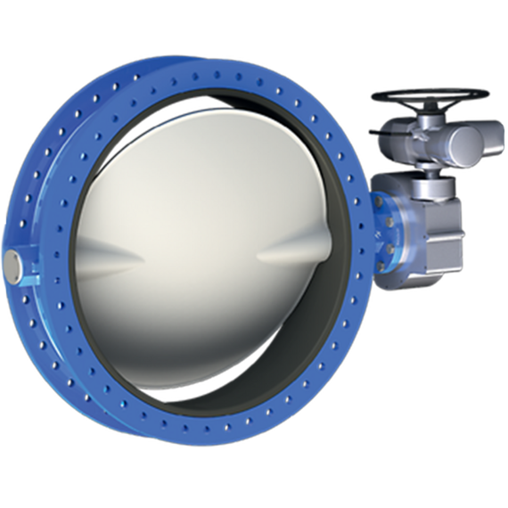 Series GRF (ISO) Butterfly Valves