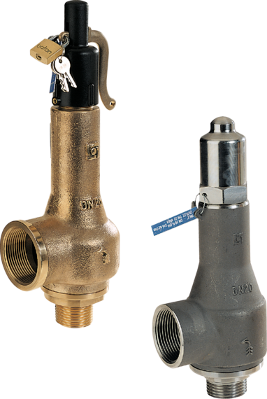Model 716 Safety Relief Valves