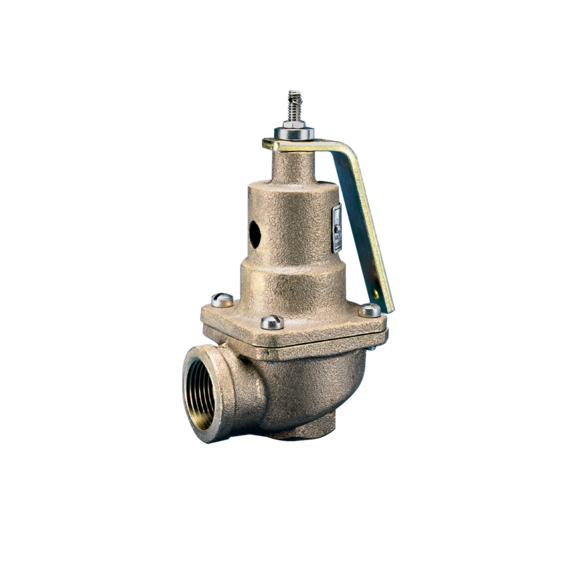 Model 537 Safety Relief Valves