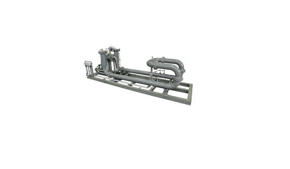 Bidirectional Pipe Prover 1