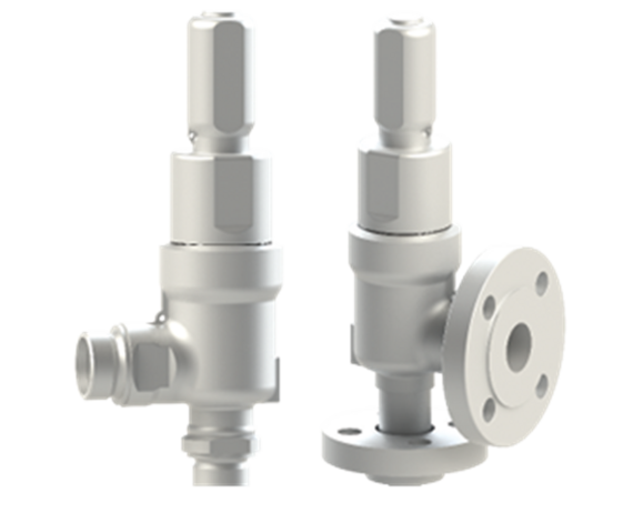 Series Mini-S Safety Relief Valve