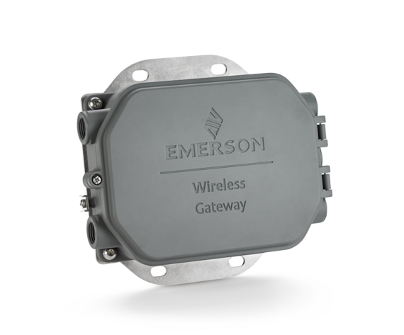 Emerson Wireless 1410S Gateway with 781S Smart Antenna