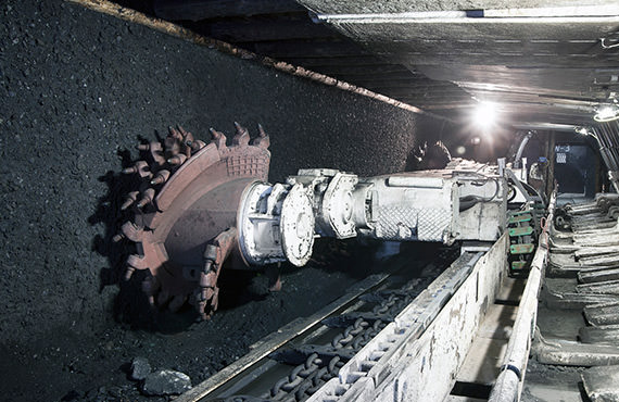 Mining machines are valuable assets that operate in tough environments and contain large gearboxes.