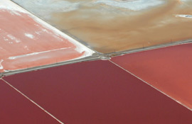 Evaporation Ponds